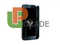 Защитное стекло для LG D410 Optimus L90 Dual Sim (0,25 mm 2,5D)