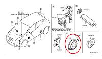 Nissan Leaf Акустична система
