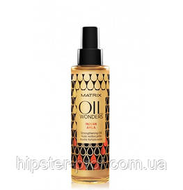 Укрепляющее масло для волос Matrix Oil Wonders Indian Amla Strengthening Oil 150 ml