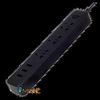 Удлинитель Xiaomi Mi Power Strip 3 розетки, 3 USB порта