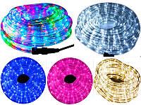 Гирлянда светодиодная дюралайт 480 LED 20м 6 цветов