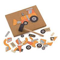 Набор для творчества Viga Toys Строительная техника (50336)