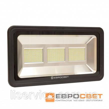 Прожектор ЕВРОСВЕТ EV-300-01 300W  180-260V 6400K 27000lm SanAn SMD