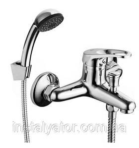Смеситель для ванны + душевая лейка Armatura Ekokran 5514-520-00