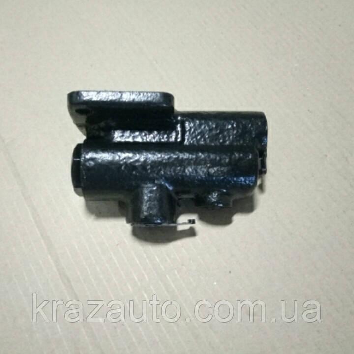 Клапан ограничителя  подъема платформы МАЗ 5516-8607110 - Магазин запасных частей МАЗ КрАЗ КАМАЗ в Харькове