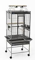 Savic ХАМИЛЬТОН (Hamilton Playpen) вольер для попугаев , 60Х55Х158 см. см., темно-серый см.