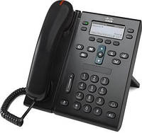 Телефон Cisco UC Phone 6945, Charcoal, Slimline Handset (CP-6945-CL-K9)