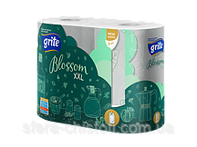 Бумажные полотенца Grite Blossom XXL 410  2 рул.
