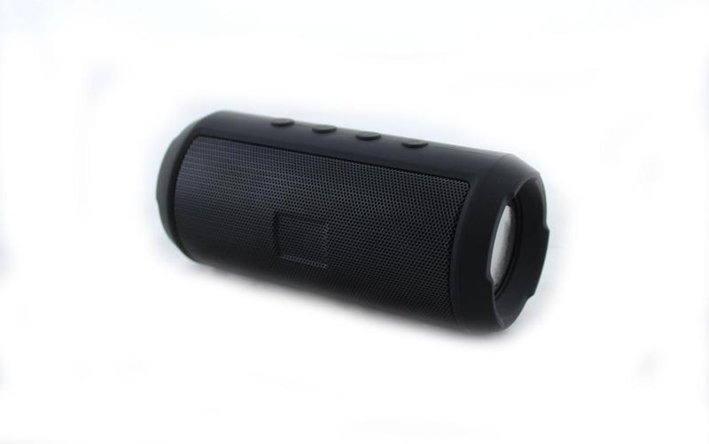 Портативная bluetooth колонка MP3 плеер SPS Charge Mini 2+ HDY007 Black