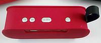 Портативная bluetooth колонка MP3 плеер SPS M168 Red, фото 1