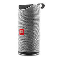 Портативная bluetooth колонка MP3 плеер SPS TG113 Silver, фото 1