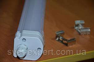 Светильник промышленный/ пылевлагозащищенный ЛПП 32W 6400K IP65 , фото 2