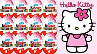 "Киндер сюрприз серия ""Hello Kitty"""