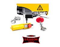 Таль электрическая Dragon Winch DWI 125/250
