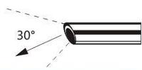 Цистоскоп/гистероскоп 30°, фото 1
