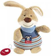 Мягкая музыкальная игрушка sigikid Кролик 25 см 47894SK