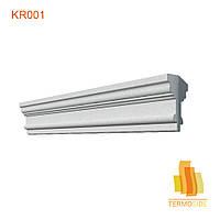 КАРНИЗ KR001, размеры: 300 x 90 (140) мм