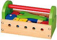 Игровой набор Viga Toys Ящик с инструментами (50494VG)