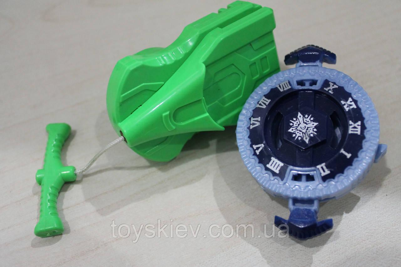Игрушка Бэйблэйд Beyblade волчок бейблейд 736 на шнурке часы