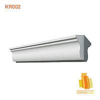 КАРНИЗ KR002, размеры: 100 x 50 (100) мм