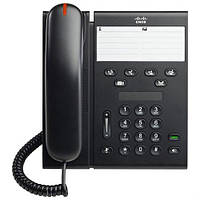 Телефон Cisco UC Phone 6911, Charcoal, Standard handset (CP-6911-C-K9)