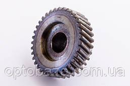 Шестерня металлическая 35 зубьев для электропилы Evrotec, фото 2