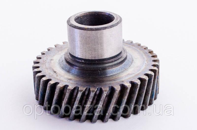 Шестерня металлическая 35 зубьев для электропилы Evrotec