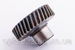 Шестерня металлическая 35 зубьев для электропилы Evrotec, фото 3