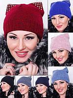 Теплые шапки  -Katty-