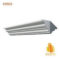 КАРНИЗ KR003, размеры: 100 x 100 (150) мм