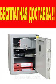 Сейф офисный Griffon M.60.К  + Бесплатная доставка