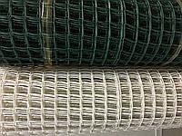 Декоративная садовая решетка Climbanet-43 белая 1 м* 25 м, Intermas - Nortene
