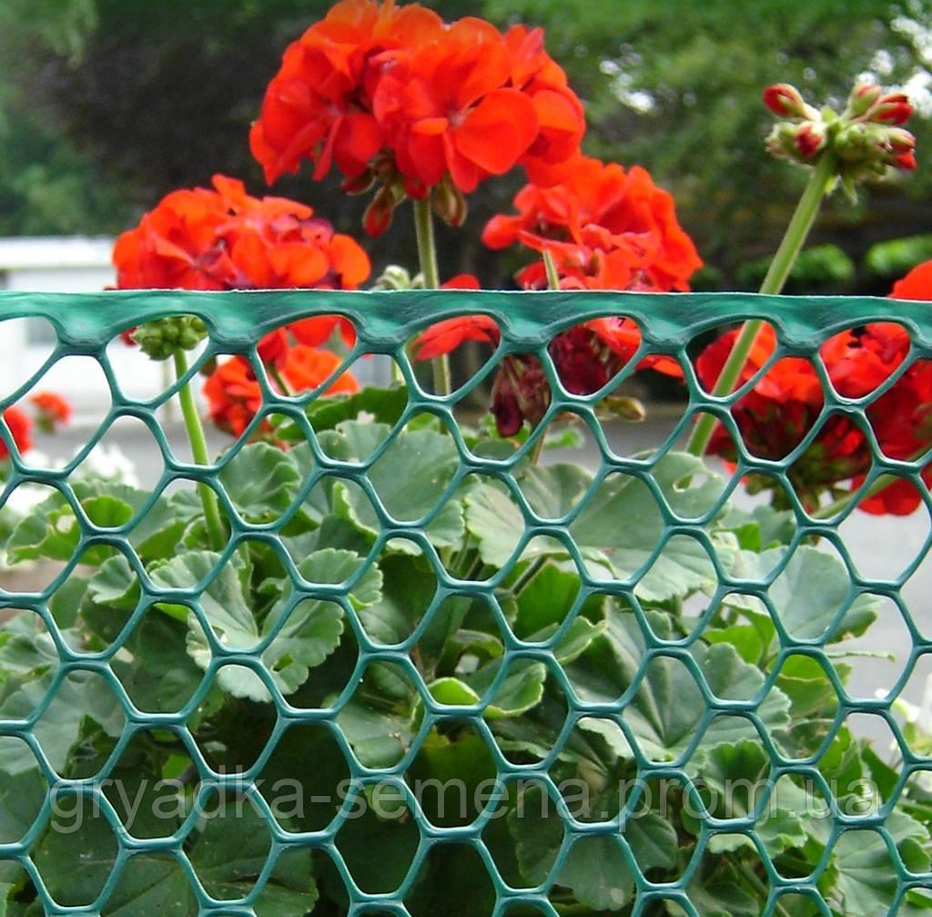 Садовая решетка Intermas-Nortene BN-50 зеленая 0,5* 30 м