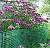 Декоративная садовая решетка Intermas - Nortene B-92 зеленая, 0,92 м * 25 м