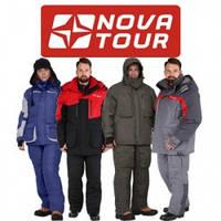 Зимові костюми для рибалки і полювання Nova Tour