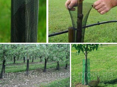 Сетка самозажимная от грызунов D 15 см h 80 см Intermas Венгрия