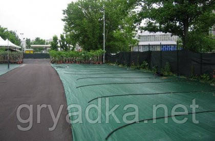 Агроткань Marma 99 г/м.кв 2,1 м  * 100 м зеленая Польша