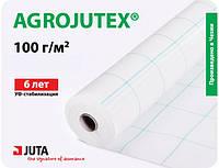 Агроткань белая Agrojutex 100 г/м2 (2,1 х 100 м) Чехия