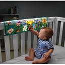 """Игровая панель для детской кровати """"Джунгли"""" Fisher-Price, фото 4"""