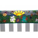 """Игровая панель для детской кровати """"Джунгли"""" Fisher-Price, фото 5"""