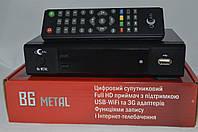 Спутниковый тюнер uCLAN B6 Full HD METAL