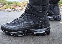 Кросівки Nike Air Max 95 Sneakerboot чорні