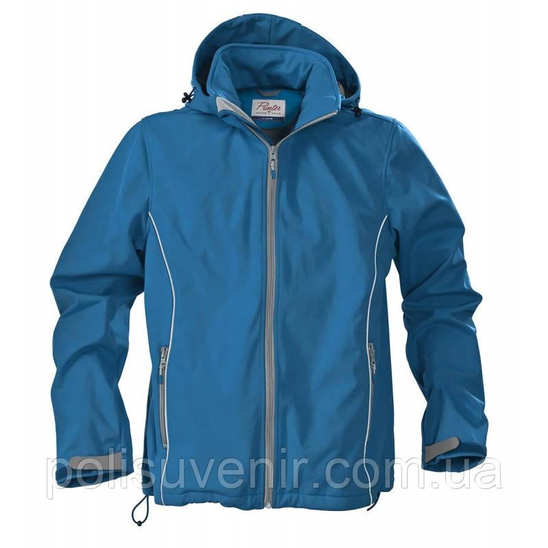 Куртка «софтшелл» зі знімним капюшоном