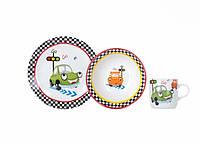 Набор посуды детский Тачки LADYBIRD 3 предмета