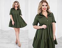 Модные, стильные платья Батал