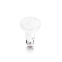 Светодиодная лампа Евросвет R63 7W 3000K E27 220V R63-7-3000-27