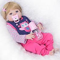 Коллекционная кукла реборн Мариша. (01399), фото 1