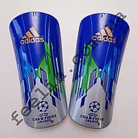 Щитки футбольные Adidas champions league синие