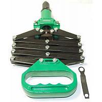 Заклёпочник кулисный промышленный 2,4 - 4,8 мм