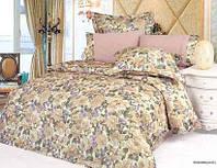 Комплект постельного белья шелк+сатин ROSANA LILAC